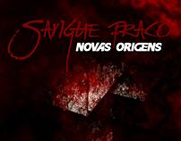 Livro: Sangue Fraco Novas Origens / Book: Thin Blood