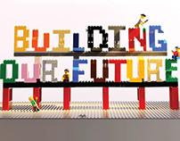 Internal Lego campaign