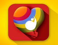 'Empath' Icon Design