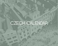 Czech Calendar