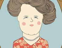 ¿Qué le pasó a la tía Martha?