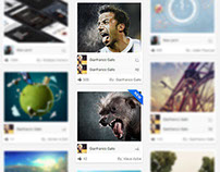 Behance printscreen