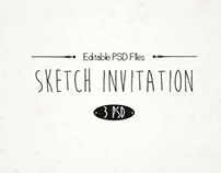 Sketch Invitation