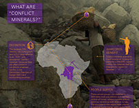 Conflict Mineral Microsite