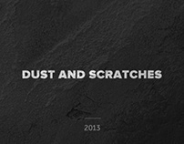 Web design for dust&scratches