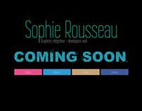 Site - sophierousseau.fr