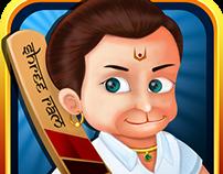 Hanuman Cricket
