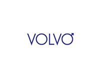Volvo logotype redesign