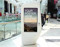 Digital Ad Poster Mockups