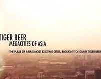 Tiger Beer: Online Content