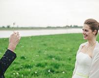 A wedding in Duisburg