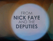 Worry Album Teaser Video - Nick Faye & The Deputies