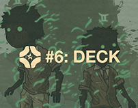 #6: deck - 2 of clubs