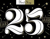 FontShop 25 Years