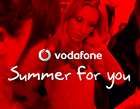 Vodafone | Summer 4 you