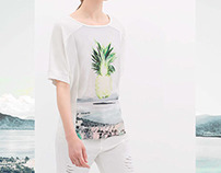 Piña Voladora / Tropical collection / S/S 14