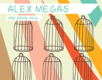 Alex Megas - The White Bird cd cover