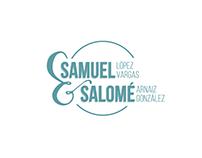Samuel + Salomé Invitaciones de boda