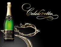 Celebretto - Champagne Label