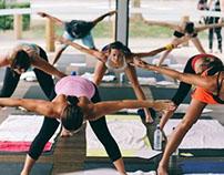 Bikram Yoga Shoot