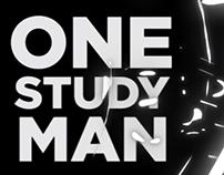 Court-métrage / Opening Manga - One Study-man