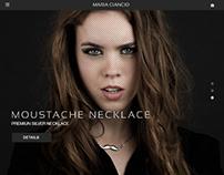 Maria Ciancio - Web Responsive Design