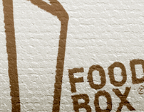Logo & brandbook for FoodBox