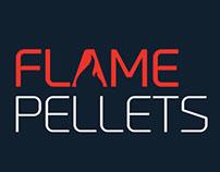 Flame Pellets // Branding