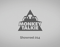 Monkey Talkie Showreel 2014