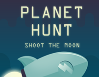 Planet hunt - iOS Game