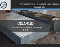 Distributor & Supplier Galvalum Lembaran