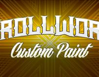 Trollworx Banner & branding design