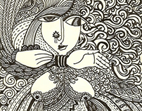 Paintings, drawings, sketches, musings!
