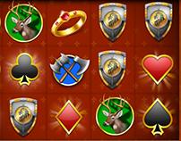 Slot Machine game graphics