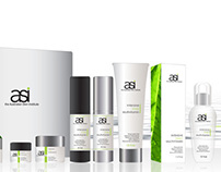 ASI Skin care Packaging