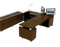 Muebles para Oficina Vela / Vela Office Furniture