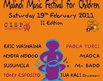 Malindi music festival for children - CISP