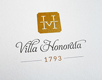 Villa Honorata 1793