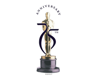 AMPAS™ 75th Anniversary Identity
