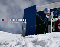 Vicks - Winter Olympics / Ted Ligety