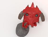 Pocket-Sized Diablo