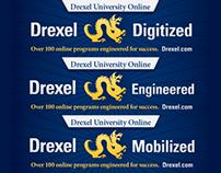 Drexel University Online 2011 Billboard Campaign