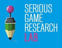 Serious Game Research Lab - Branding Identity