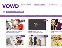 VOWD Interface