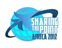 """Sharing the Point Tour"" Logo design"