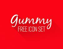 Gummy [free icon set]