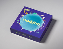 Nomino – card game