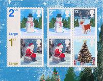 Christmas 2006 stamps
