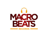 MACRO BEATS Records | Logo Restyling