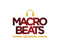 MACRO BEATS Records | Logo Restyling